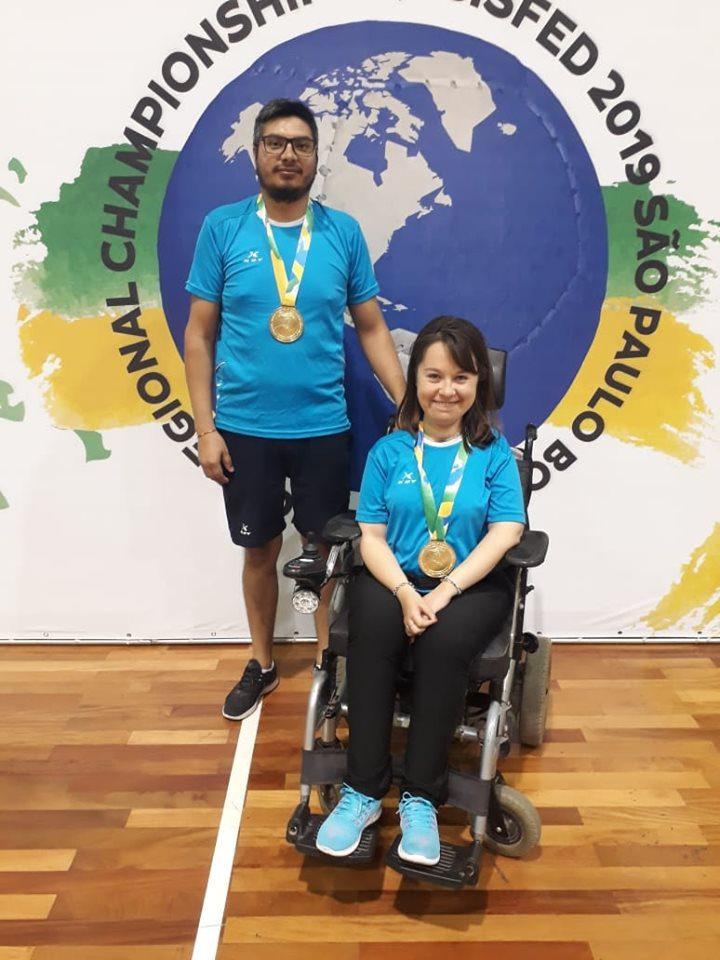 Boccia: Stefanía Ferrando ganó la dorada en San Pablo y se clasificó a los Juegos Paralímpicos de Tokio