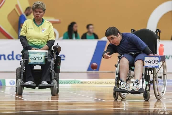 Boccia: con dos segundos puestos, Argentina cerró su participación en el Open Regional de San Pablo