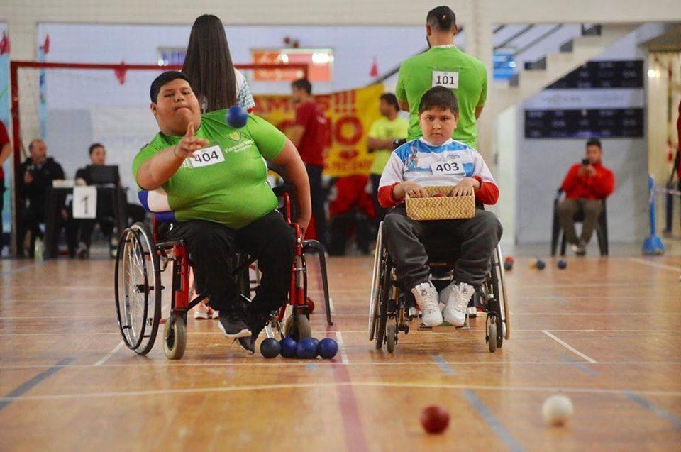 Boccia: predominio de Buenos Aires en los Juegos Nacionales Evita