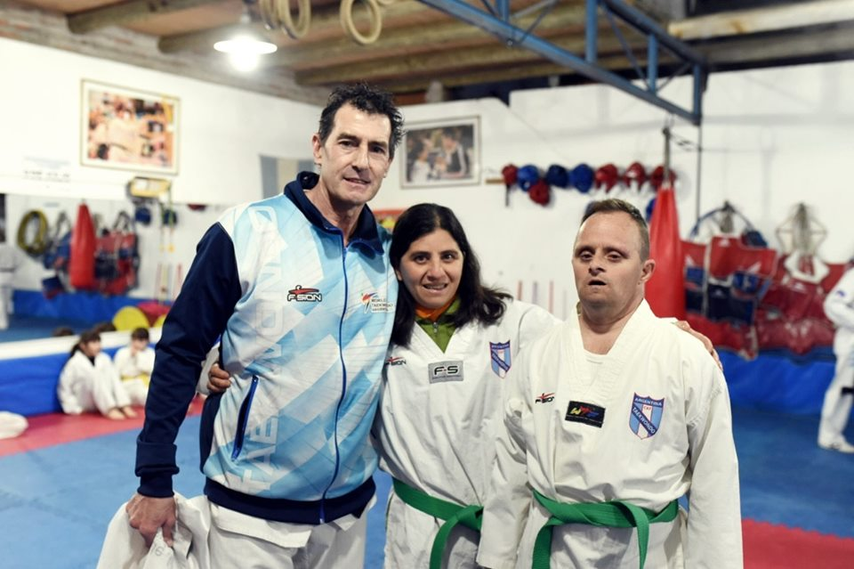 Partaekwondo: la escuela de 9 de Julio continúa creciendo