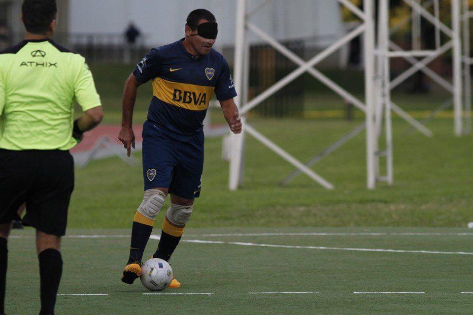 Fútbol para ciegos: Boca y Estudiantes, a la semifinal