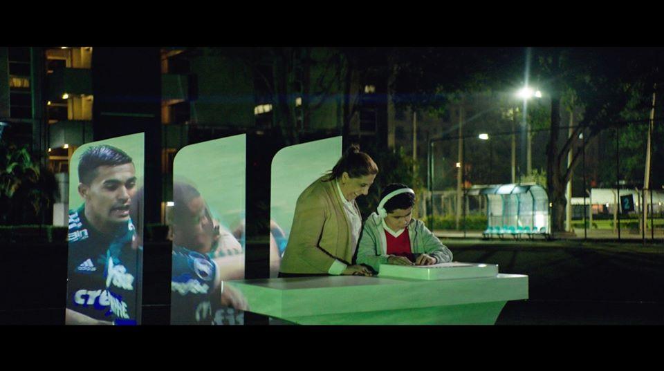 El fútbol nunca estuvo tan cerca: Fieeld, el nuevo dispositivo para personas ciegas