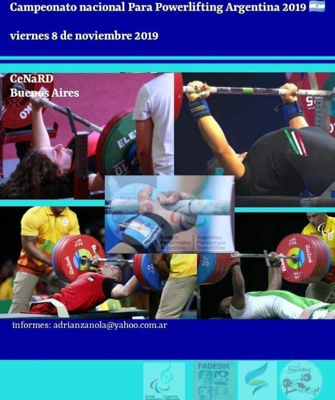 Levantamiento de pesas: se viene el Abierto de Buenos Aires