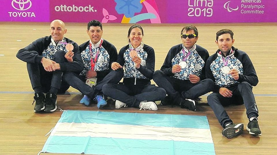 Lo mejor del 2019   Paraciclismo: un año a pura medalla