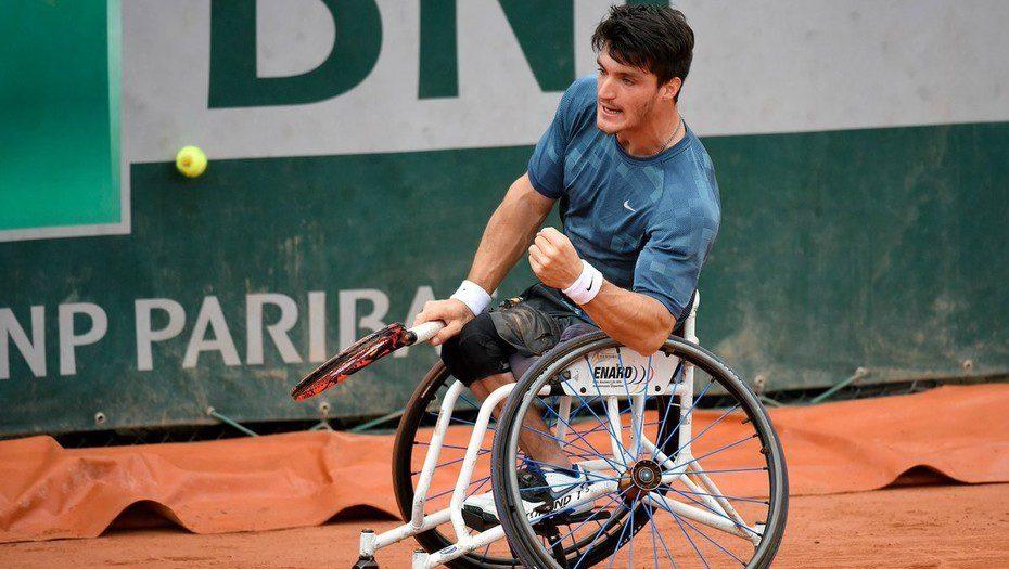 Tenis adaptado: Gustavo Fernández cierra el 2019 como número uno del tenis adaptado