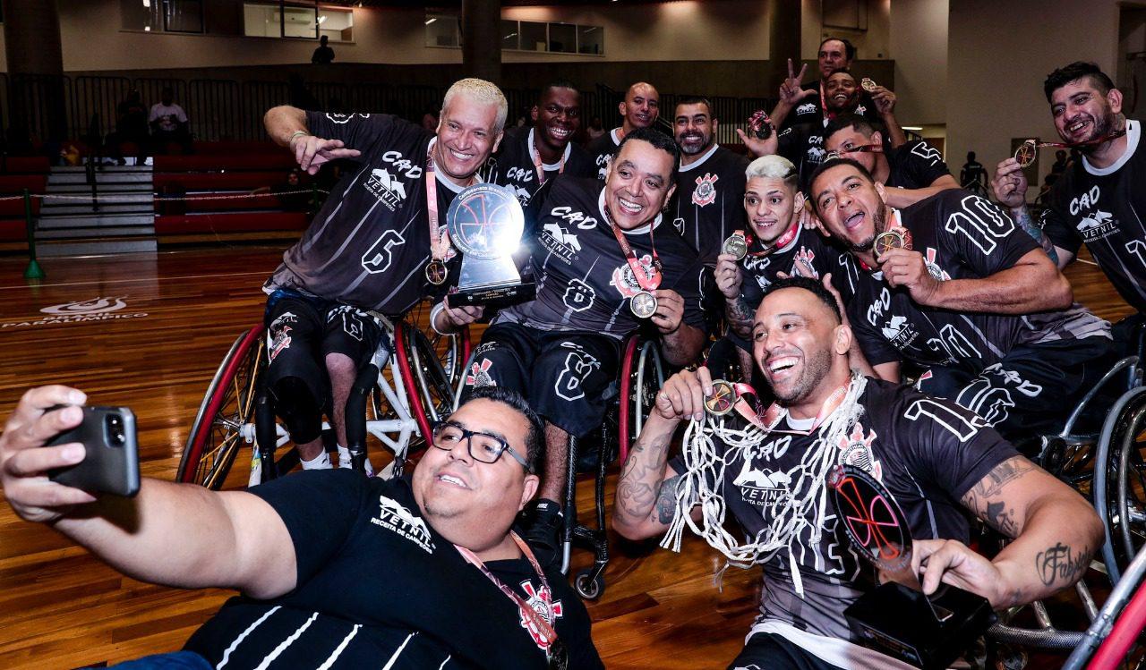Básquet sobre silla de ruedas: Villafañe brilló en Brasil