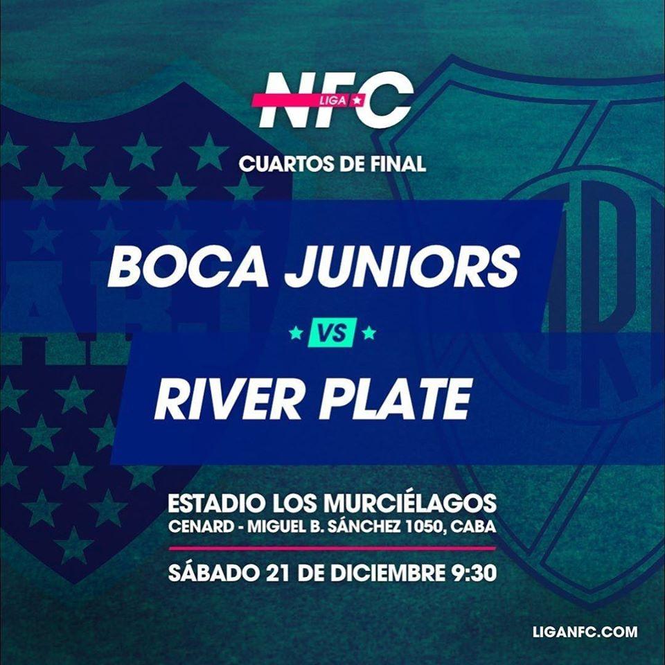 Fútbol para ciegos: con Boca-River como plato fuerte, se juegan los cuartos de final