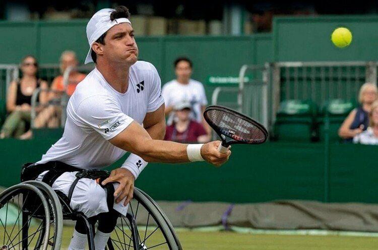Tenis adaptado: Fernández llegó hasta semifinales en Melbourne y ya se prepara para el Australian Open
