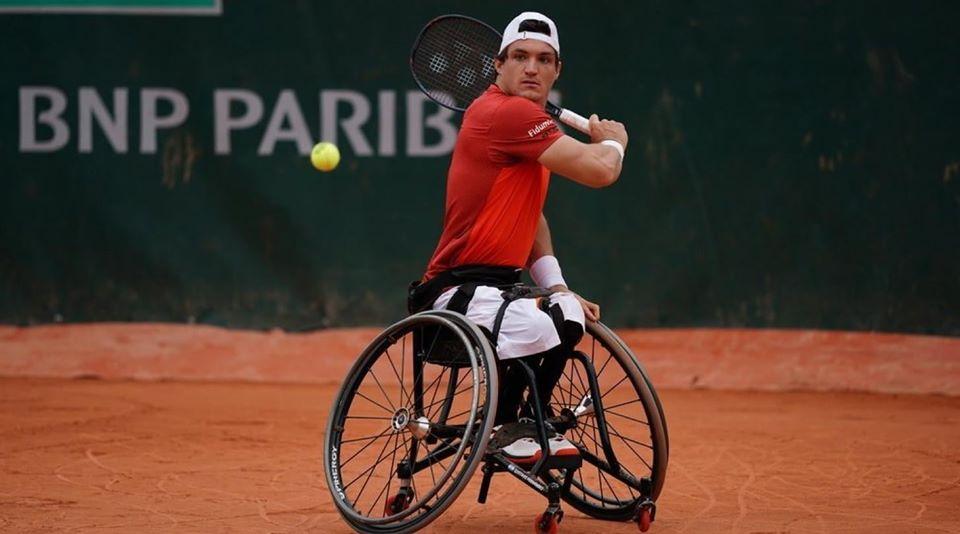 Tenis adaptado: se viene la gira por Australia para Gustavo Fernández