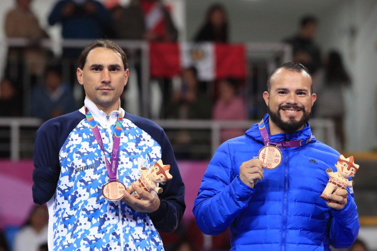 Parataekwondo: Novik y Samorano se preparan para el Clasificatorio de Costa Rica