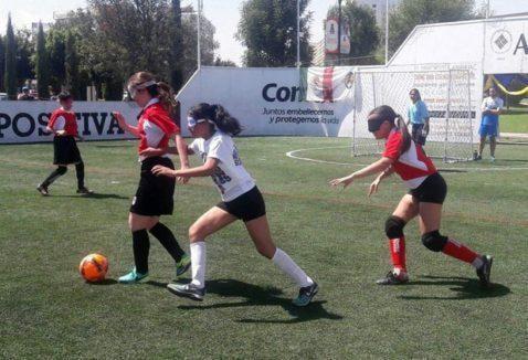 Fútbol para ciegos: se viene la segunda concentración para las mujeres