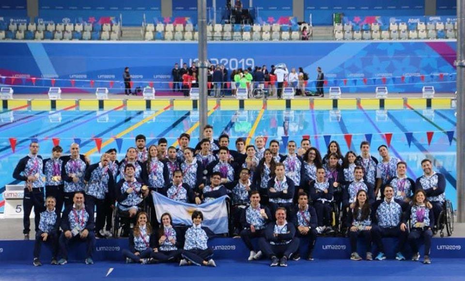 Natación: tres grandes competencias internacionales en camino de la Selección