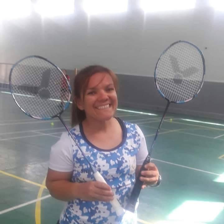 Parabádminton: Karina Loyola compite en San Pablo
