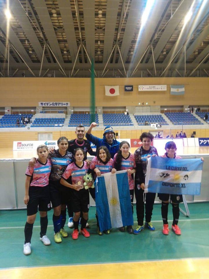 Las Guerreras de Córdoba, presentes en Japón