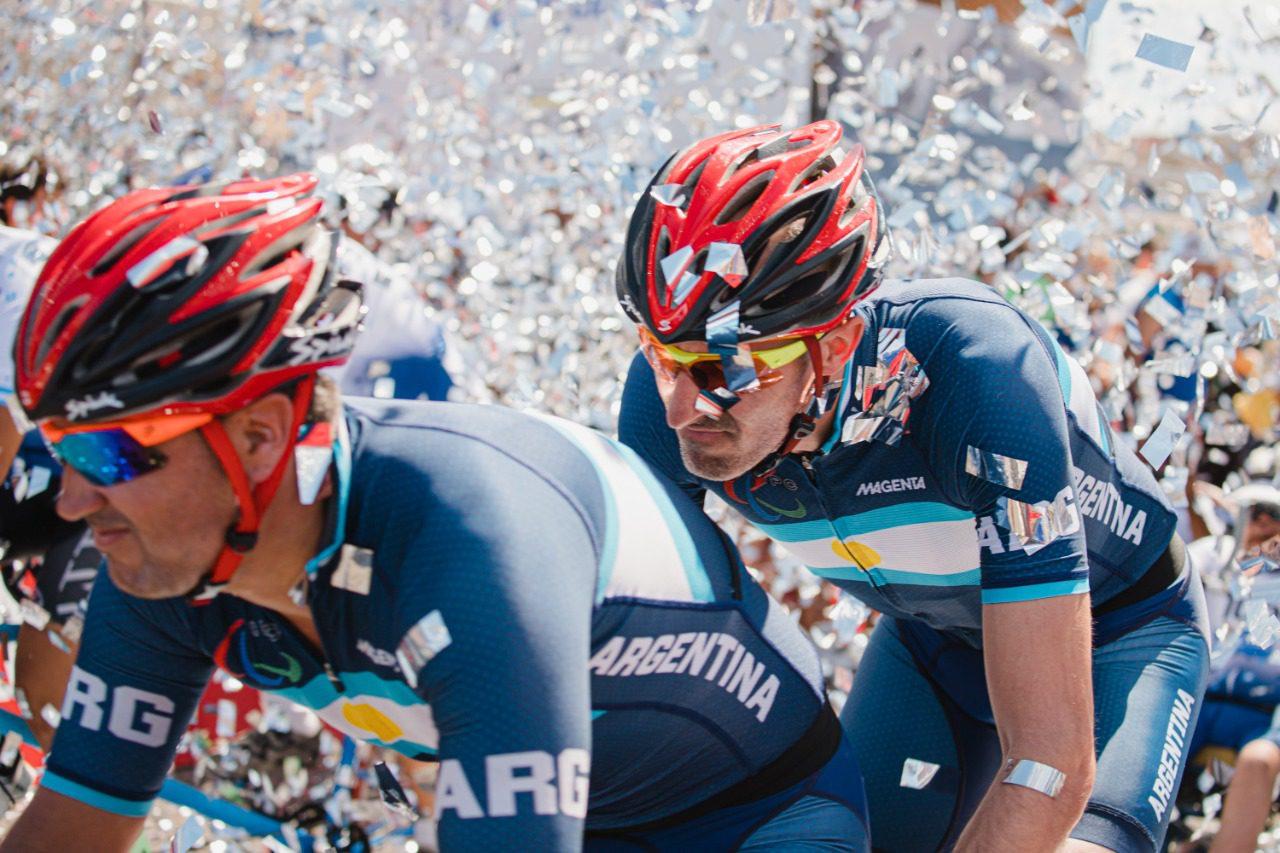Villalba y Romero, un tándem de experiencia que estará en la Vuelta Inclusiva a San Juan