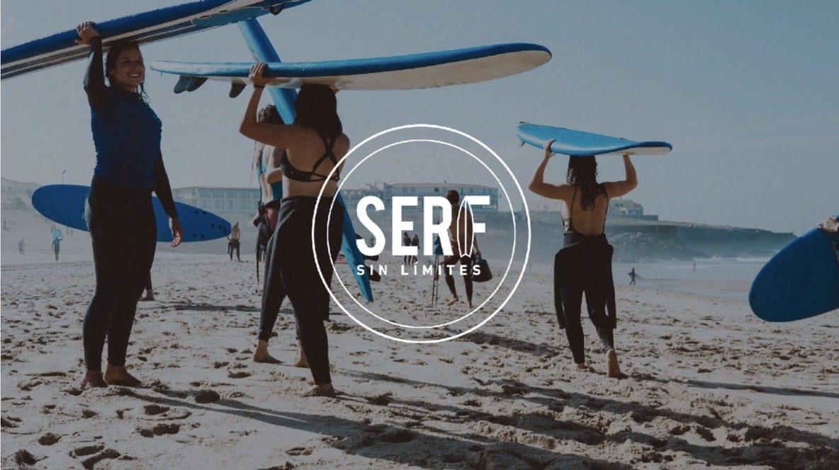 """""""SERF sin límites"""" vive un verano a pura inclusión en la Costa Argentina"""