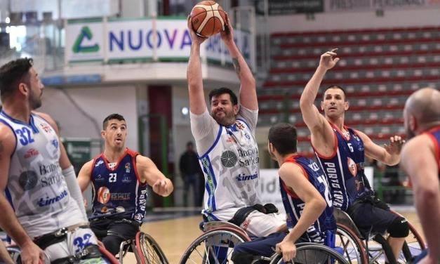 Básquet adaptado: el coronavirus le puso freno a los argentinos que juegan en Italia