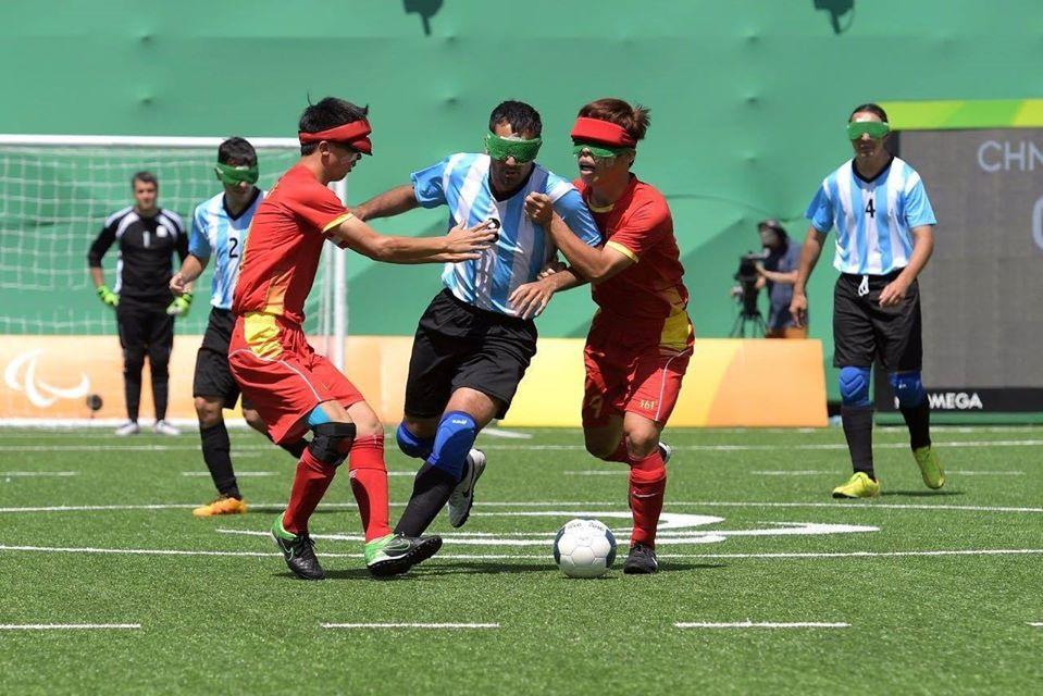Fútbol para ciegos: ya están los ocho equipos para Toko 2020