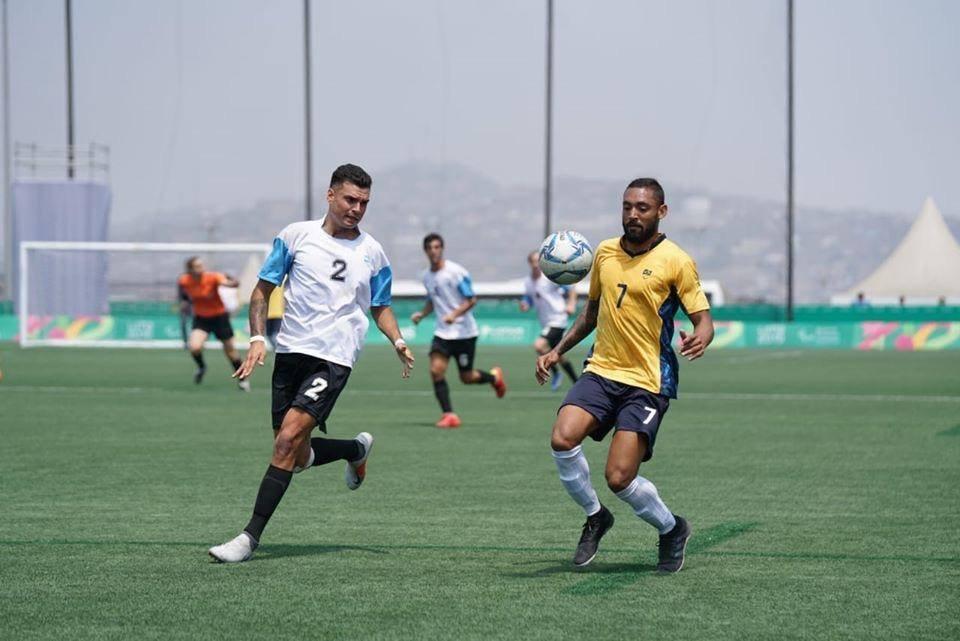 Fútbol 7: la Copa de las Naciones se trasladó a octubre