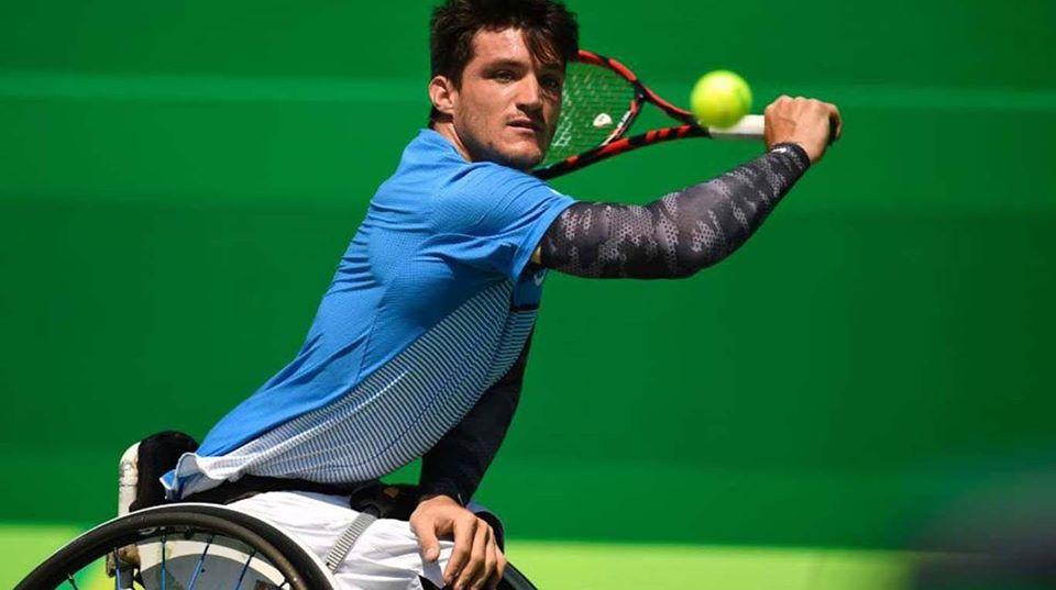 Tenis adaptado | Se canceló el tour mundial: Gustavo Fernández volvió a la Argentina y está en cuarentena