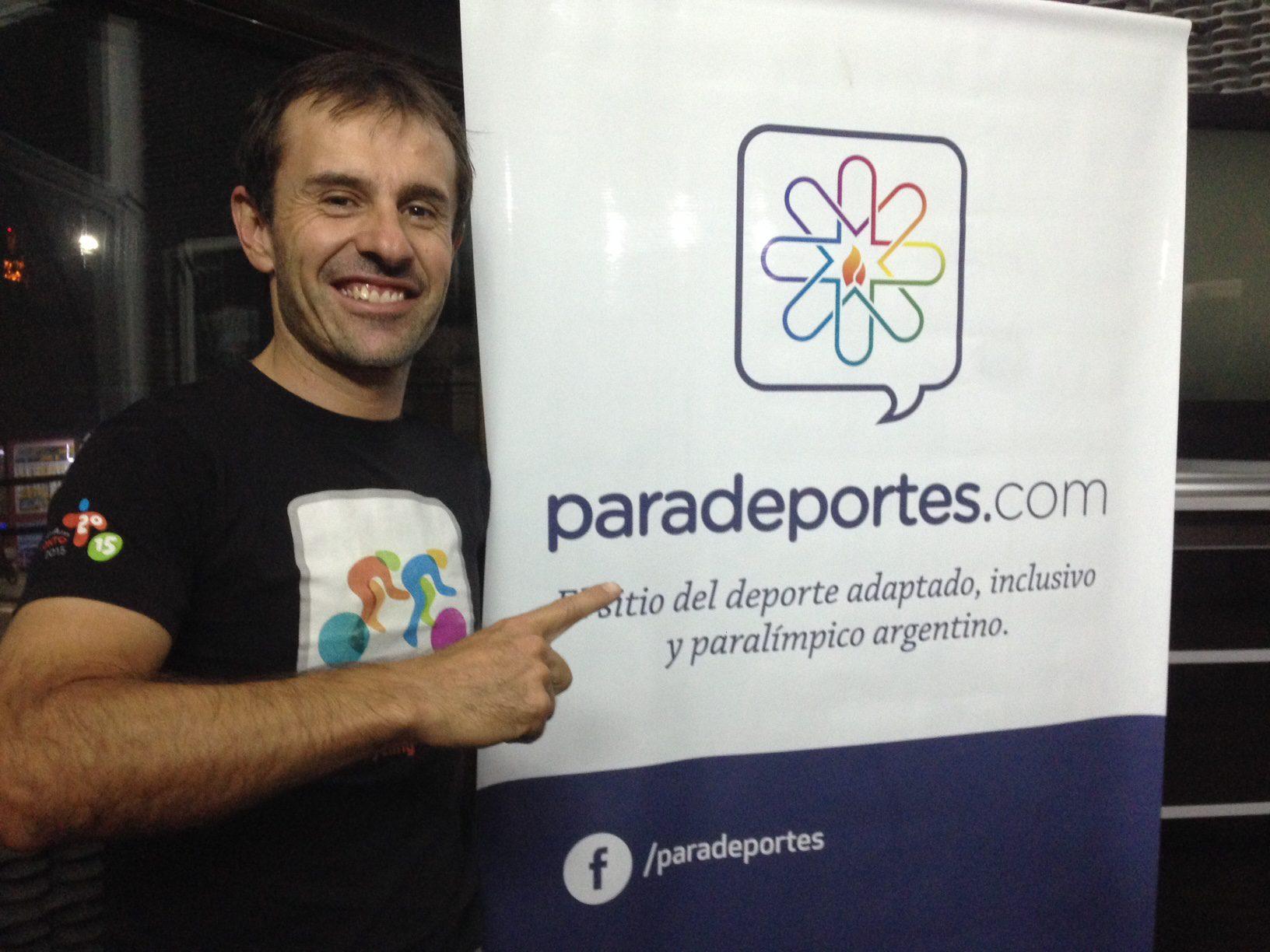 """Martín """"El Pampa"""" Ferrari en Paradeportes Radio: """"La cuarentena nos permitió encontrar un mejor método de entrenamiento"""""""