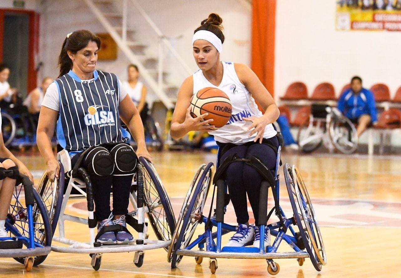 Mirá el cronograma de la nuevas conferencias de básquet sobre silla de ruedas