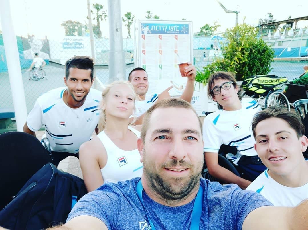 """Matías Tettamanzi en Paradeportes Radio: """"El semillero del tenis adaptado argentino es alentador"""""""