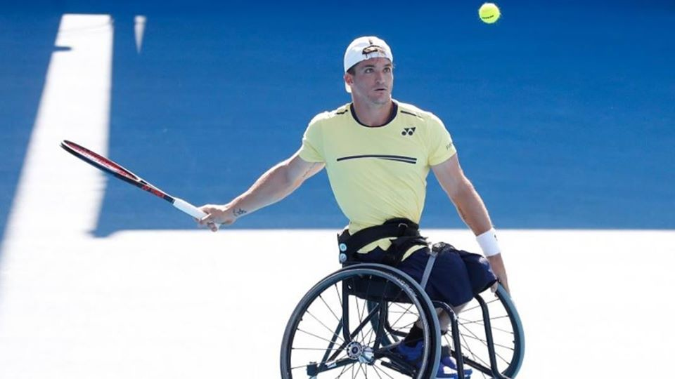 """Gustavo Fernández """"decepcionado"""" porque el US Open no tendrá tenis adaptado"""