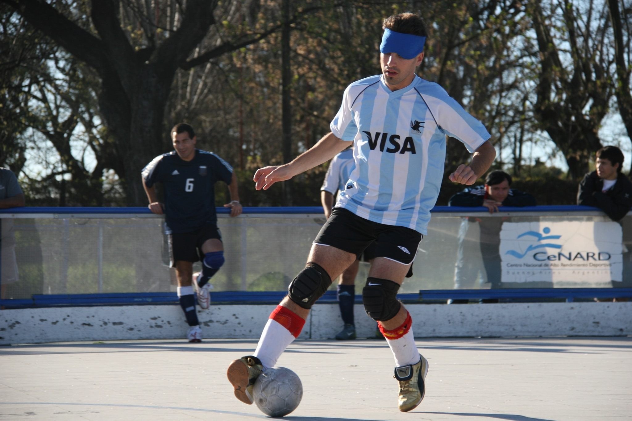 David Peralta, el jugador de Los Murciélagos que también es concejal de su pueblo en Santa Cruz