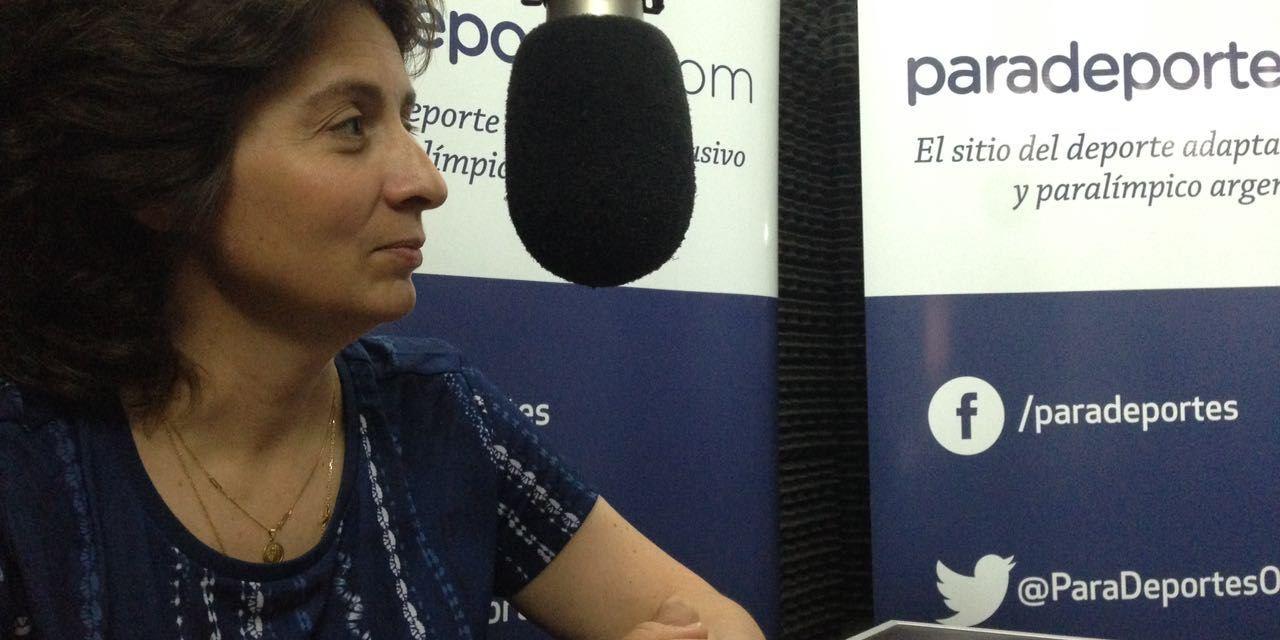 """Alejandra Gabaglio y una investigación sobre la presencia de mujeres entrenadoras en el deporte olímpico y paralímpico argentino: """"Quedé shockeada con los números"""""""