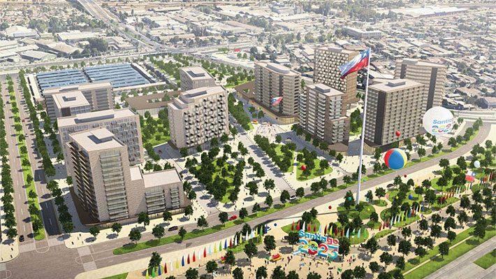 Santiago 2023 firmó el convenio de colaboración para la construcción de la Villa Parapanamericana