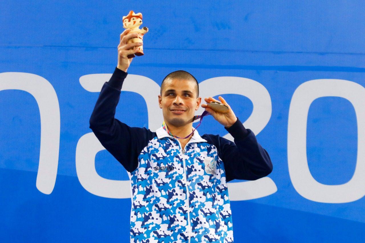 """Sergio Zayas en Paradeportes Radio: """"Participar de mi cuarto Juego Paralímpico en Tokio sería lo máximo"""""""