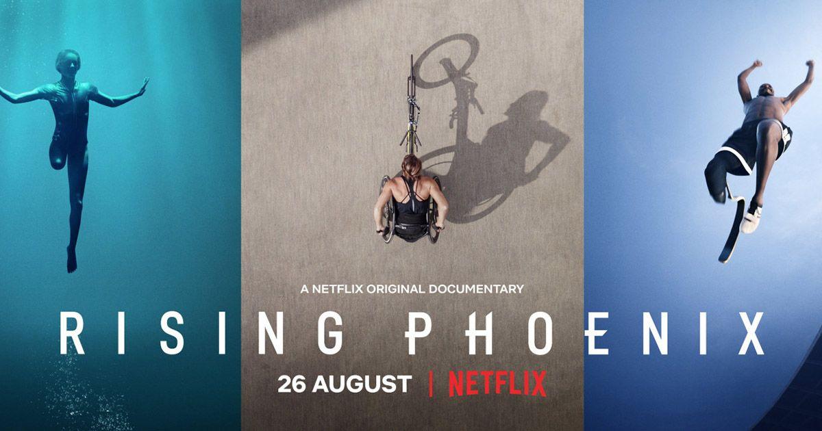 """""""Rising Pheonix"""": Netflix visibiliza la historia del movimiento paralímpico con historias en primera persona"""