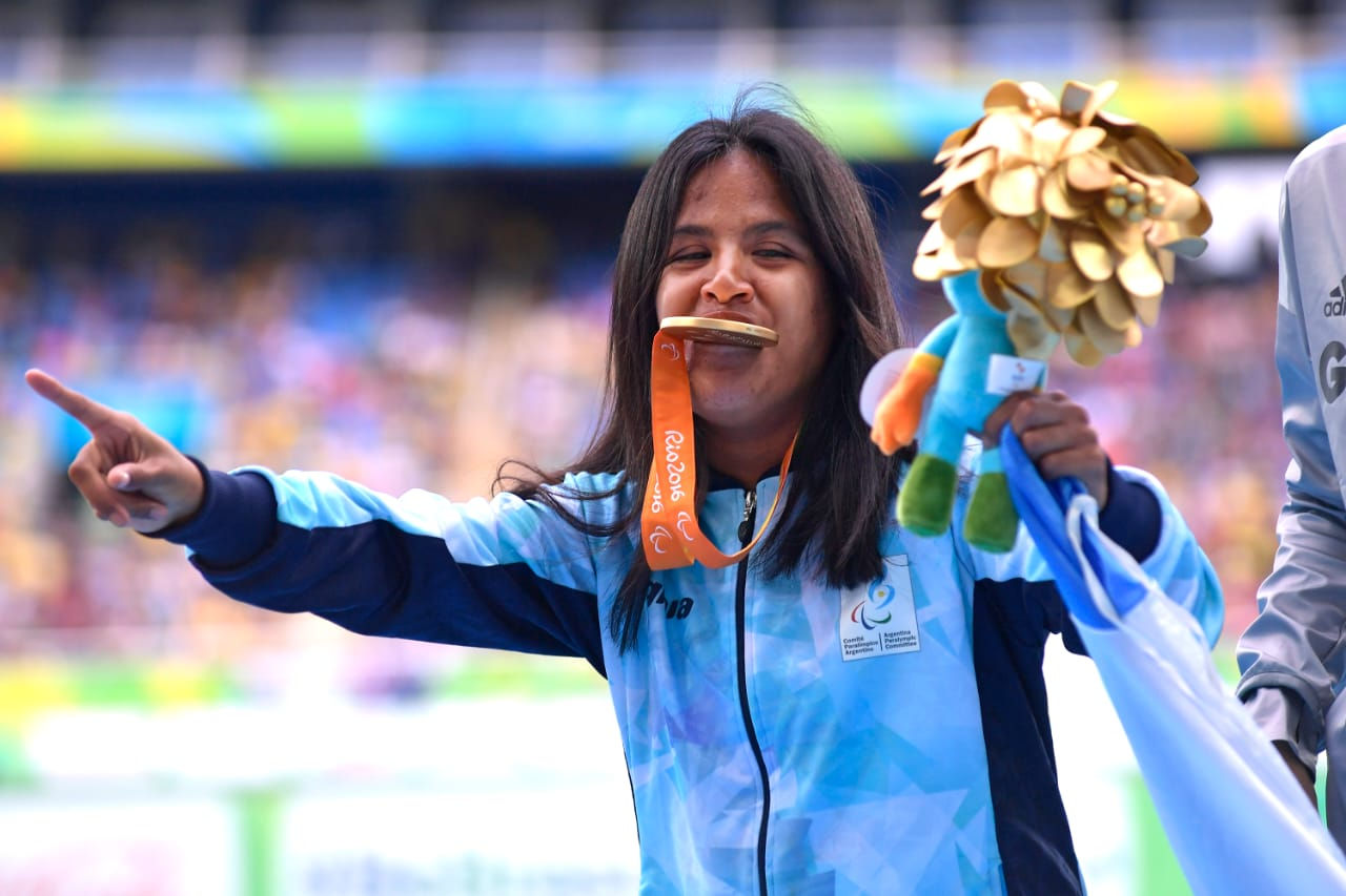 Se cumplen 4 años de la medalla dorada de Yanina Martínez en Río 2016