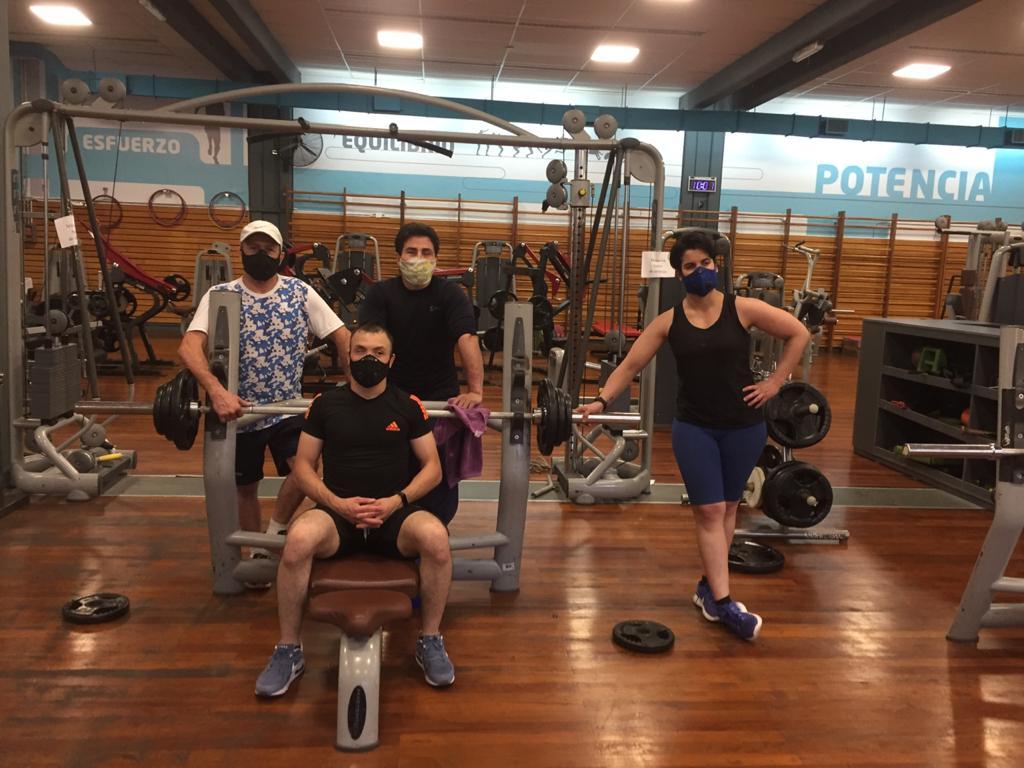Judo paralímpico: la Selección ya trabaja en el CeNARD y prepara el 2021