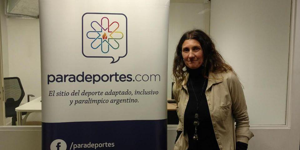 """Laura Cometto en Paradeportes Radio: """"La virtualidad nos permitió llegar a los distintos puntos del país"""""""