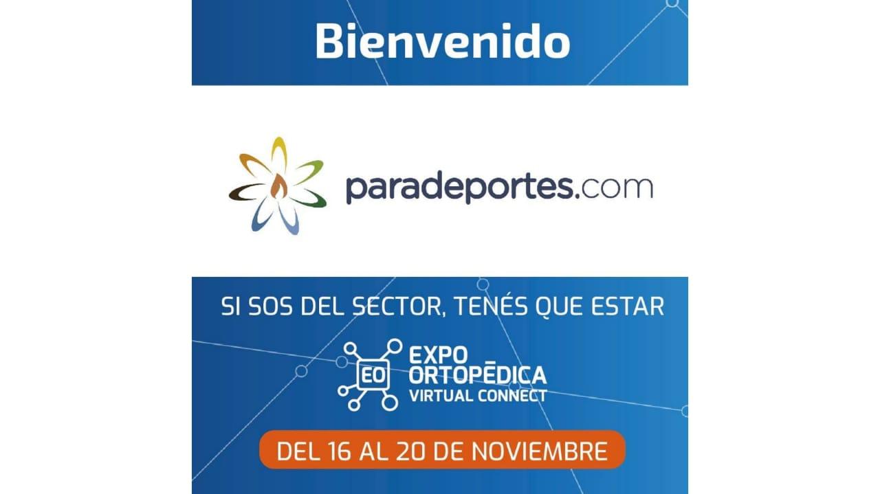 "Se viene la Expo Ortopédica ""virtual connect"""