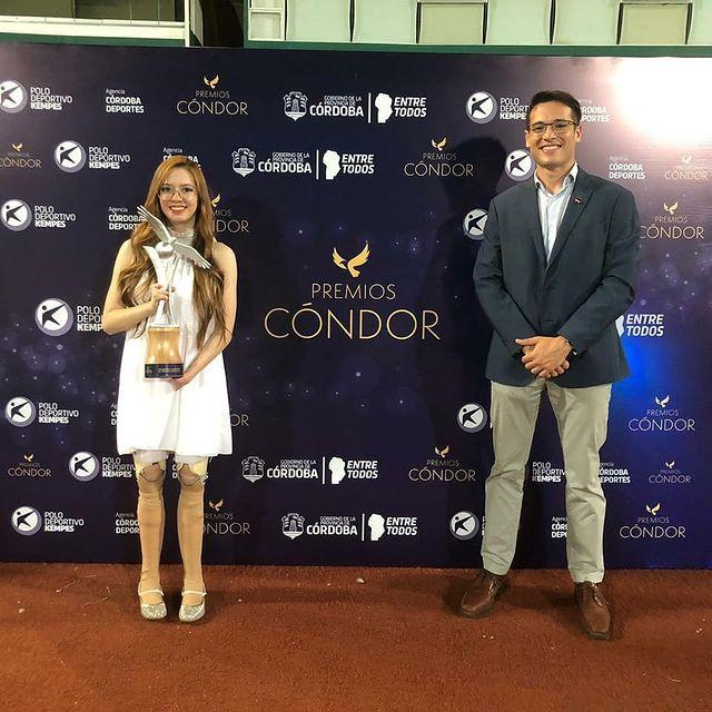 Presencia del deporte adaptado en los Premios Cóndor 2020