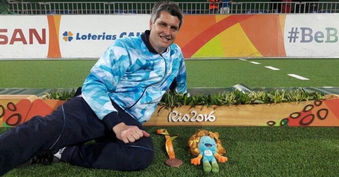 """Darío Lencina en Paradeportes Radio: """"La idea es que Las Murciélagas estén en el Mundial de Nigeria 2021"""""""