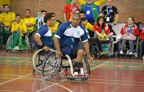 """Alejandro Alcaide en Paradeportes Radio: """"La Selección Argentina de handball es una de las tres mejores del continente"""""""