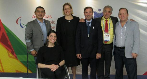 """Ileana Rodríguez en Paradeportes Radio: """"Mi objetivo es armar el Comité de Atletas Paralímpicos de las Américas"""""""