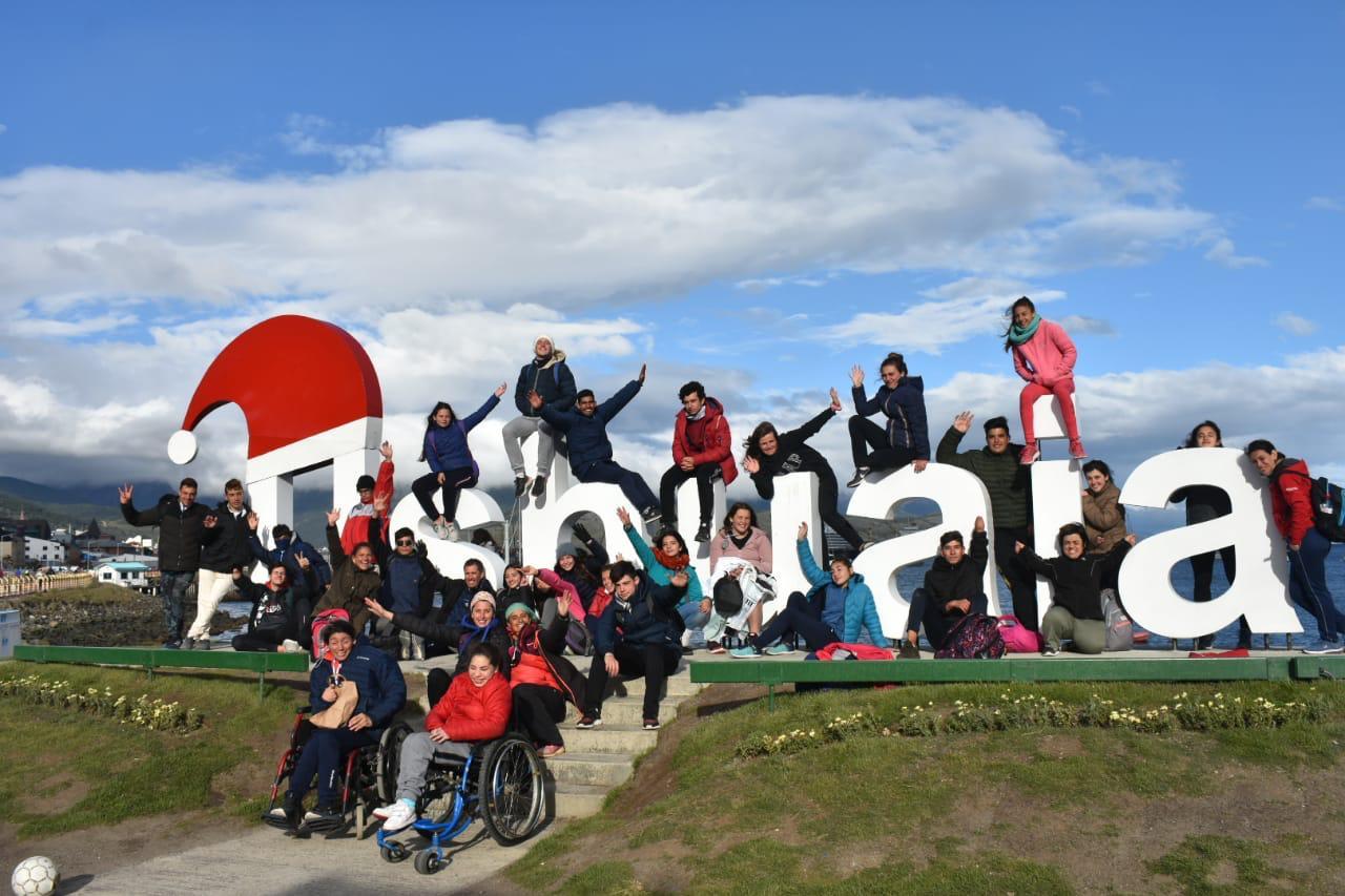 """""""El torneo más grande e inclusivo del país"""": La historia del Facundo Rivas de deporte adaptado, que reúne centenares de atletas en Ushuaia"""