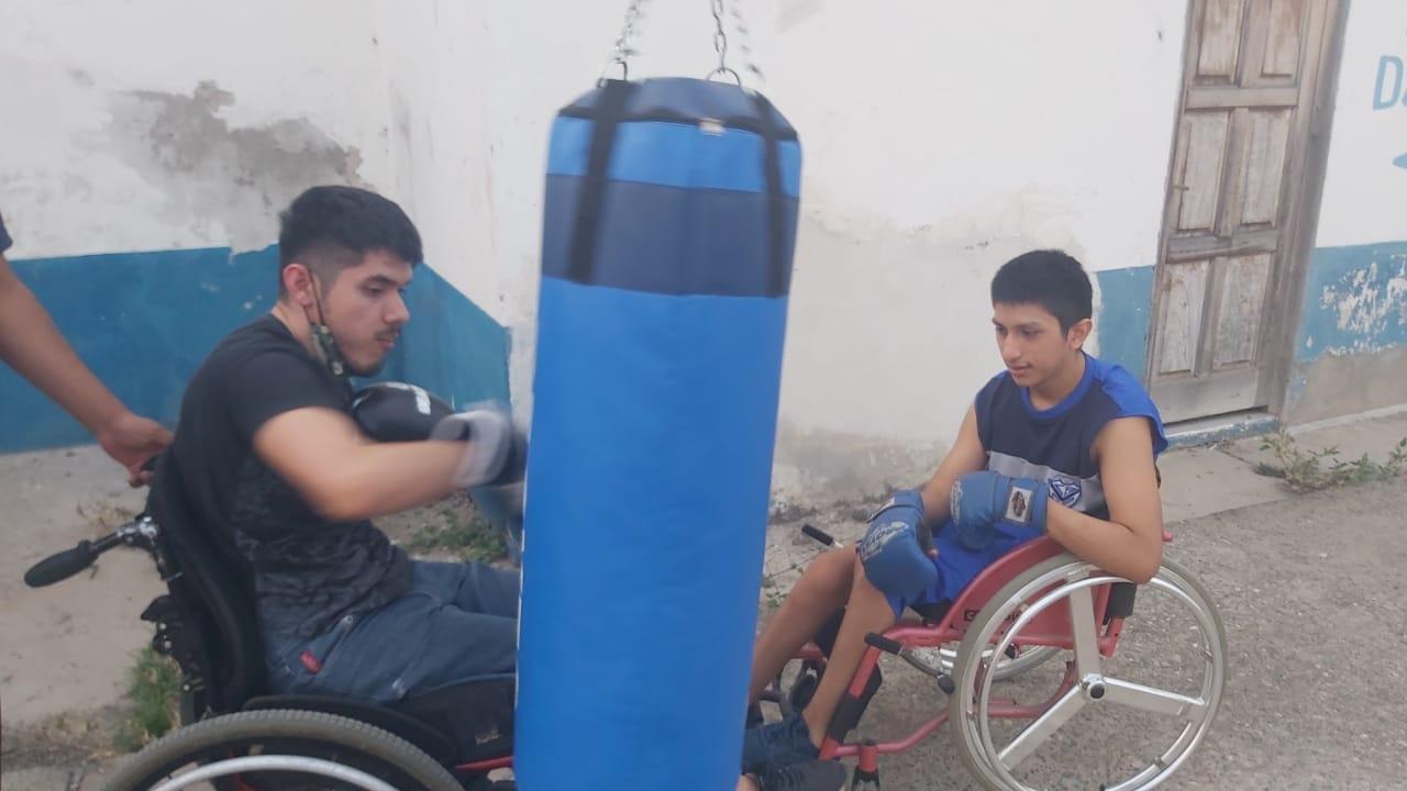 Salta le da impulso al boxeo adaptado