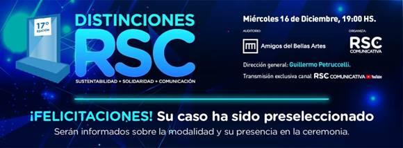 """Paradeportes.com, finalista de los premios """"Distinciones RSC"""""""