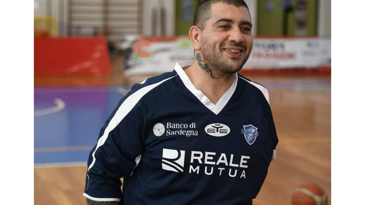 Básquet sobre silla de ruedas: Gustavo Villafañe debutó en la Liga Italiana