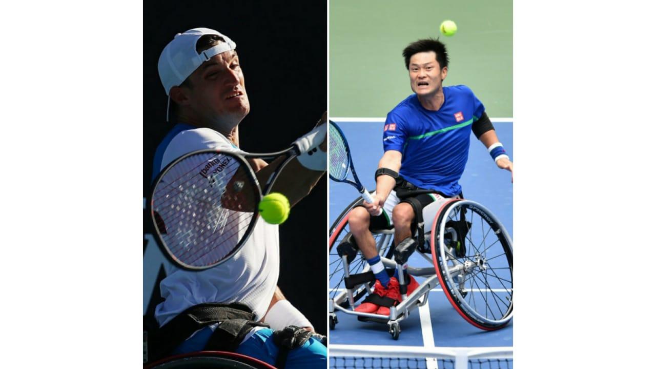 Tenis adaptado: Gustavo Fernández y Shingo Kunieda cayeron en las semifinales del Abierto de Australia