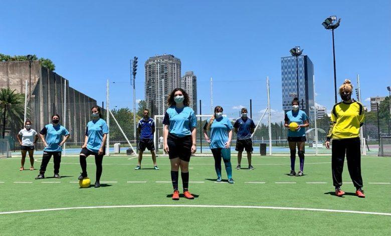 Fútbol para ciegas: Las Murciélagas, listas para su primera concentración del año