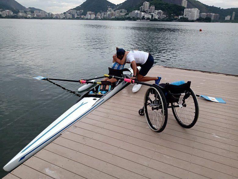 Remo paralímpico: Argentina se aseguró una plaza en Tokio