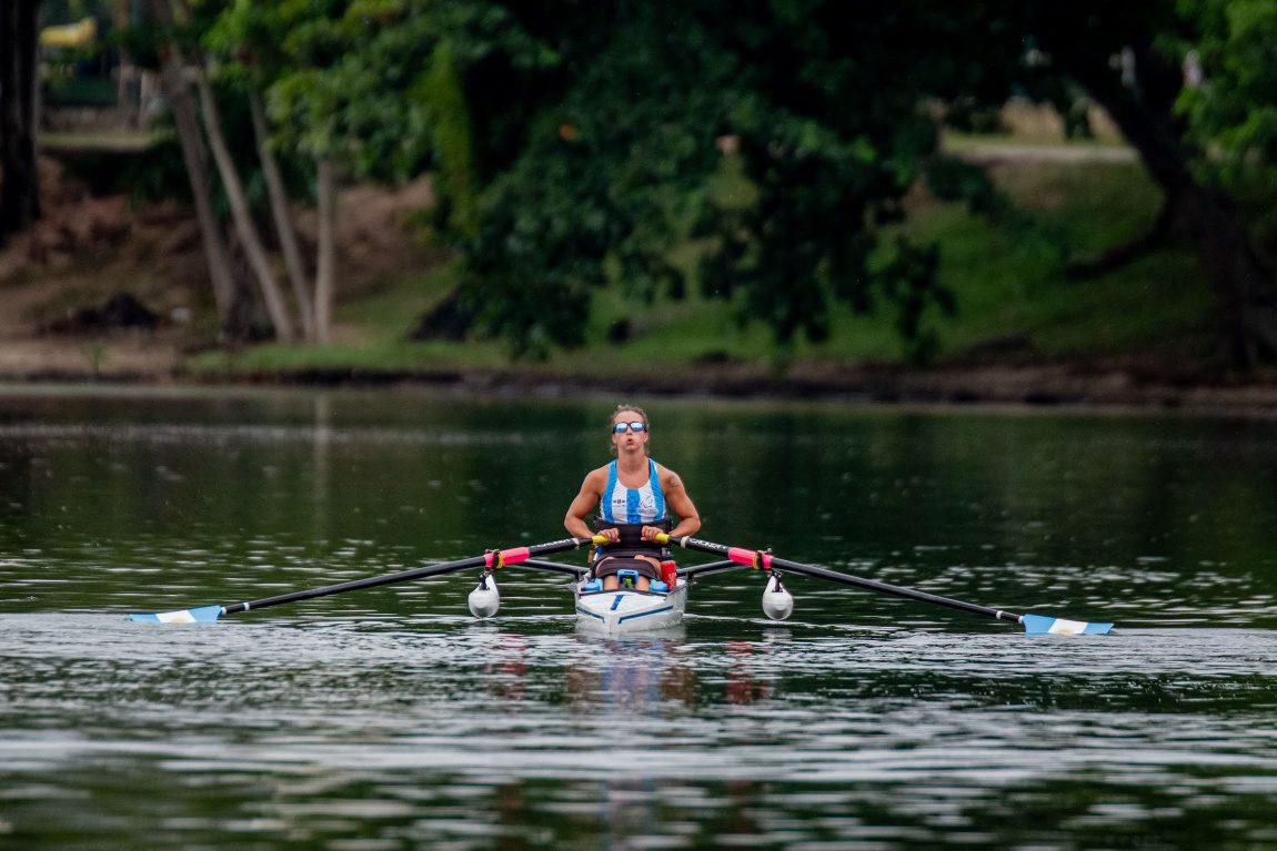 Remo paralímpico | Oficial: Brenda Sardón, clasificada a Tokio