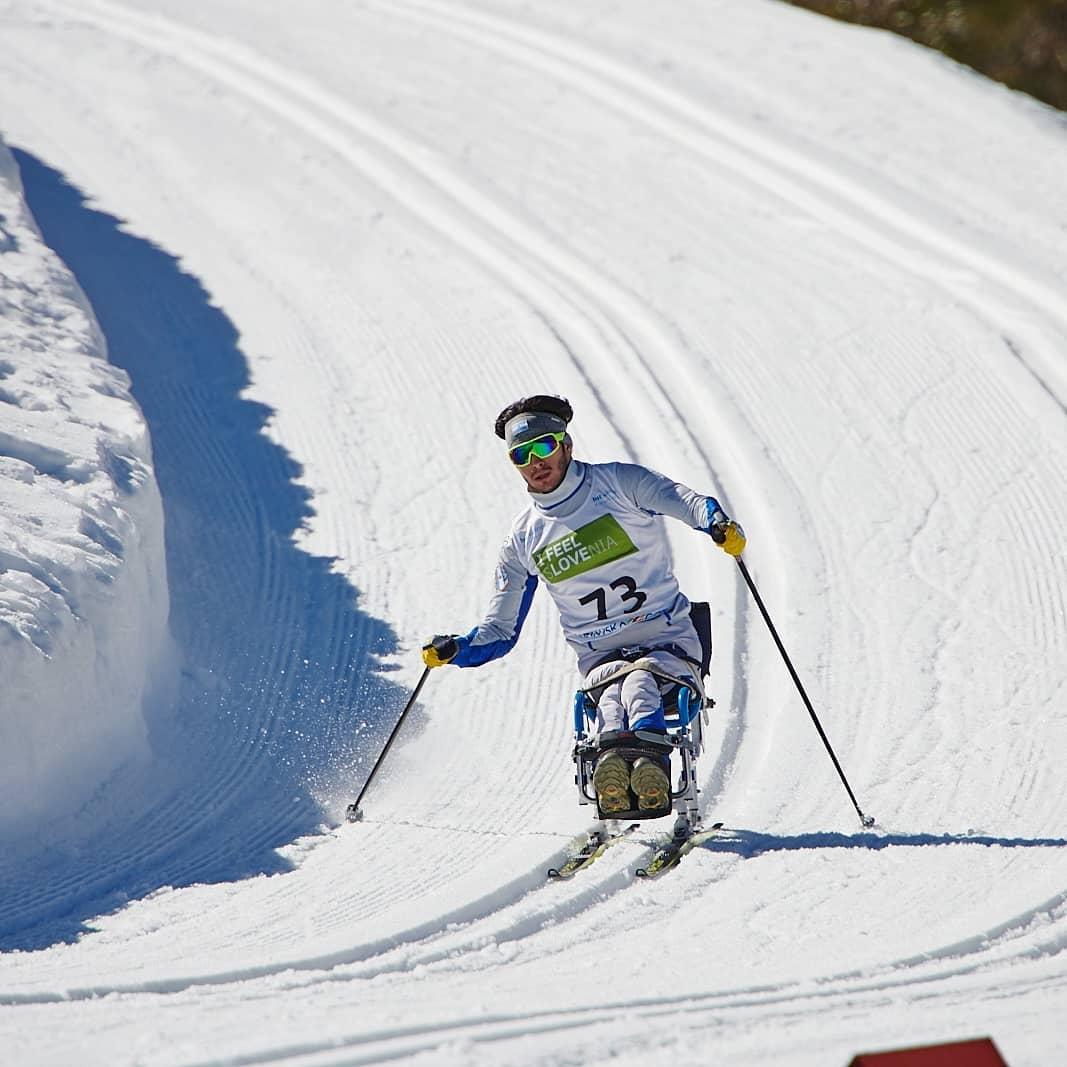 Juegos Paralímpicos de Invierno: Nicolás Lima se aseguró su lugar en Beijing 2022